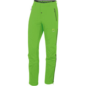 Karpos Express 200 Evo Pantalones Hombre, apple green/black